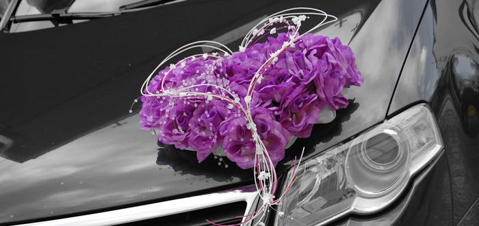 Svatebni Dekorace Svatebni Dekorace Na Auto A Pro Moderni Svatebni