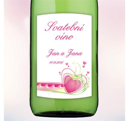 b2ff27b73d23 Etiketa na víno LOTOS 5